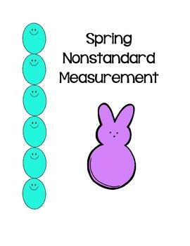 Easter / Spring Nonstandard Measurement