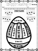 Easter Symbol Coloring Pages for Music