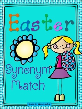 Easter Synonym Match