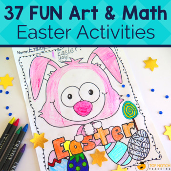 Easter Theme Pack – Activities and Worksheets