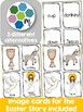 Easter Unit - math, language and religion - Easter Story R