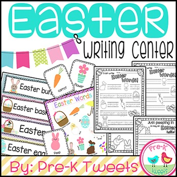 Easter Vocabulary Words