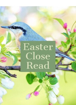 Easter Writing Prompts (Quotations)