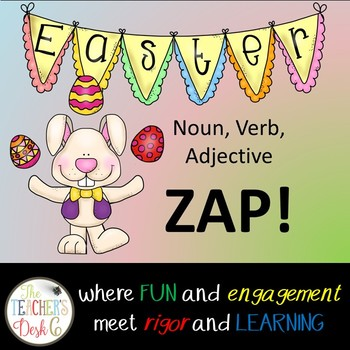 Easter ZAP! Noun, Verb, or Adjective