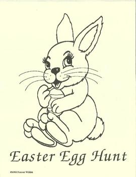 Easter egg activity