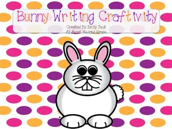 Easter/Spring Writing Craftivity