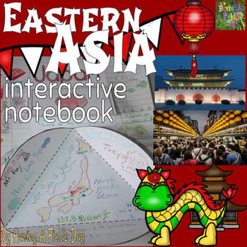 Eastern Asia Interactive Notebook