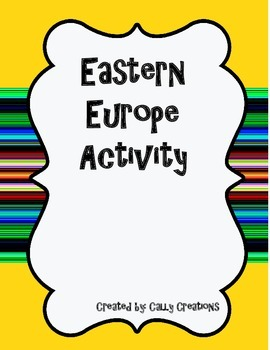 Eastern Europe Search and Rescue