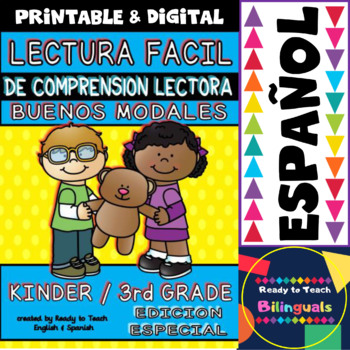 Easy Reading for Reading Comprehension in Spanish/special