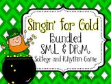 Singing for Gold: Bundled DRM & SLM Rhythm & Solfege Games