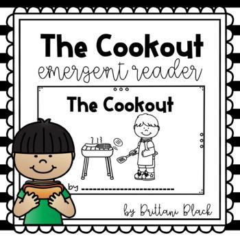 Eat~ emergent reader