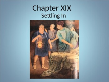 Ecce Romani I Chapter 19 Vocabulary PowerPoint