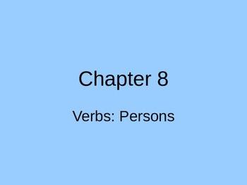 Ecce Romani, Chapter 8