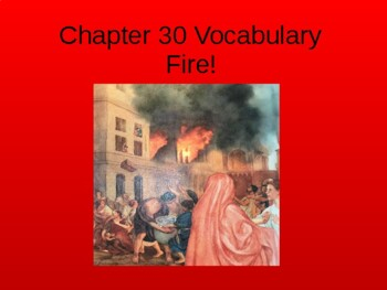 Ecce Romani II Ch. 30 Vocabulary PowerPoint