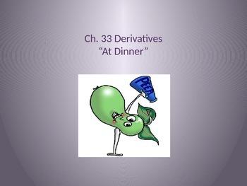 Ecce Romani II Ch. 33 Derivative PowerPoint - At Dinner