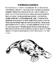 Echidna/Platypus passages & questions in English and Spanish