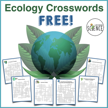 Ecology Crosswords