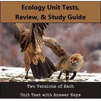 Ecology Test