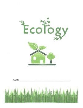 Ecology Unit/Work