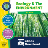 Ecology & the Environment - BIG BOOK Gr. 5-8