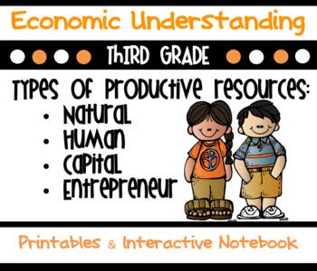 Economic Understanding: Resources, Goods, Consumers - Inte