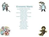 Economic Wants