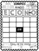 Economics BINGO Game