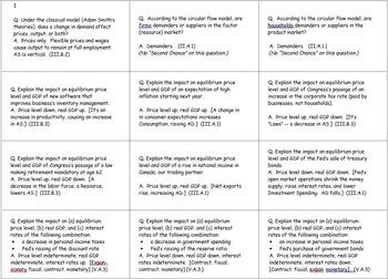 Economics CLUE: Review Game for the AP Macroeconomics Exam