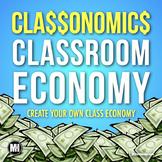 CLASSONOMICS: Interactive Classroom Economy & Economics Si