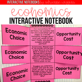 Economics Interactive Notebook