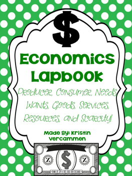Economics Lapbook
