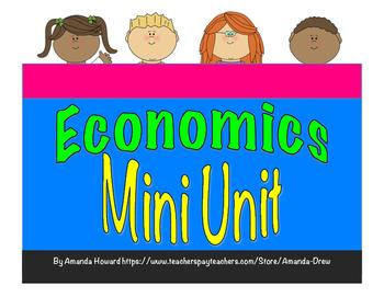 Economics Mini Unit