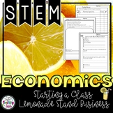 Project Based Learning: Starting a Class Lemonade Stand