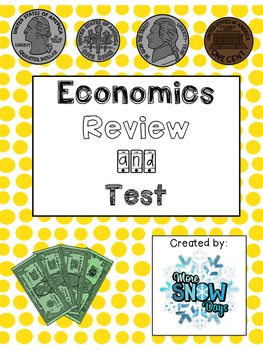 Economics Test and Review