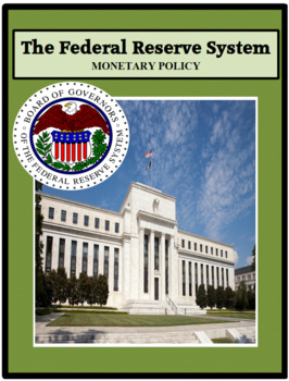 Economics, Federal Reserve, Monetary Policy, Money Supply,