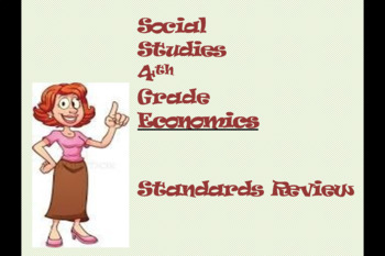 Economics Unit- 4th Grade