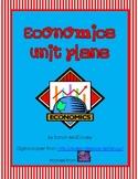 Economics Unit Plans