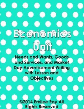 Economics and Market Day Unit