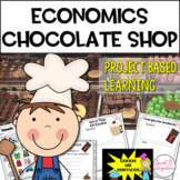 PROJECT BASED LEARNING ECONOMICS UNIT: CHOCOLATE SHOP- ELA