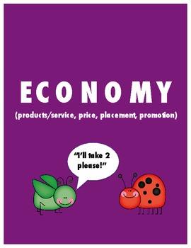 Economy Common Core Unit