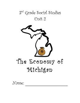 Economy of Michigan Student Work Packet