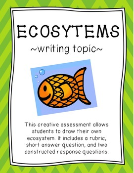 Ecosystem Common Core Science Assessment