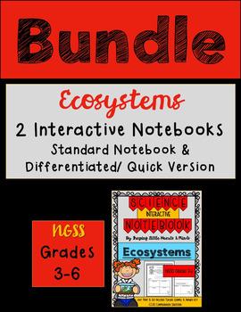 Ecosystem BUNDLE Standard & Differentiated- Science Intera