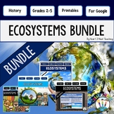 Ecosystems - Biomes, Food Chains, Food Webs, Photosynthesis