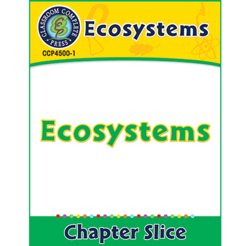 Ecosystems: Ecosystems Gr. 5-8