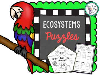 Ecosystems Sorting Puzzles