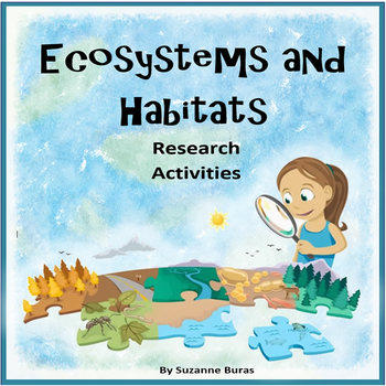 Ecosystems and Habitats Research Activities