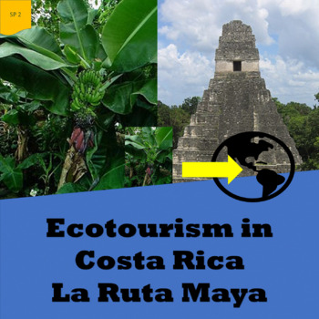 Ecotourism in Costa Rica and El Salvador; 2 units - SP Int
