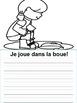 Écriture sans préparation (French Writing prompts) Le prin