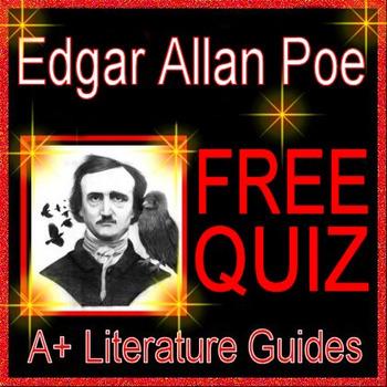 Edgar Allan Poe Free Quiz Background Information